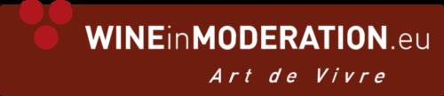 logo wine in moderation