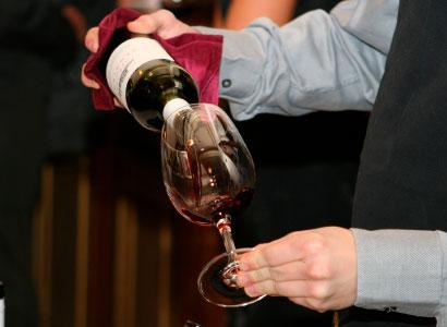 Valorar buen vino