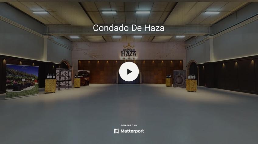 Visita realidad virtual Bodega Condado de Haza