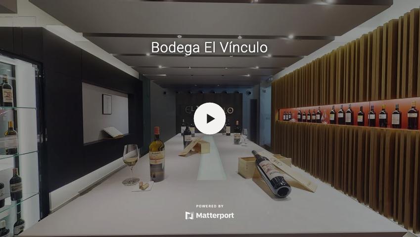 Visita realidad virtual Bodega El Vínculo