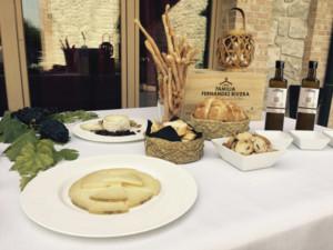 Maridaje de vinos elaborados con uva tempranillo y queso